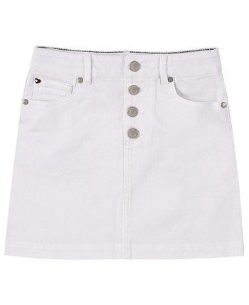 Джинсовая юбка для больших девочек Tommy Hilfiger