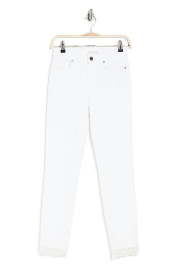 Laycena Lace Hem Jeans Ted Baker