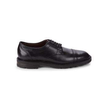 Кожаные туфли дерби Ace Allen Edmonds