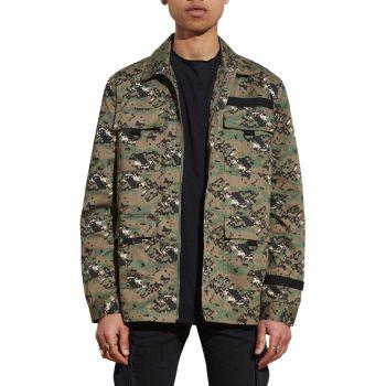 Куртка Acland с камуфляжным принтом NANA jUDY