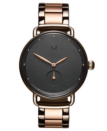 Двухцветные часы-браслет из нержавеющей стали Bloom 36 мм MVMT