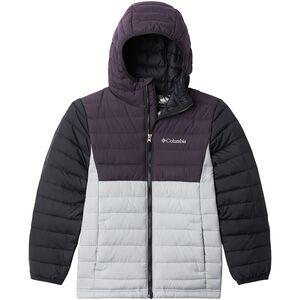Утепленная куртка с капюшоном Columbia Powder Lite Columbia