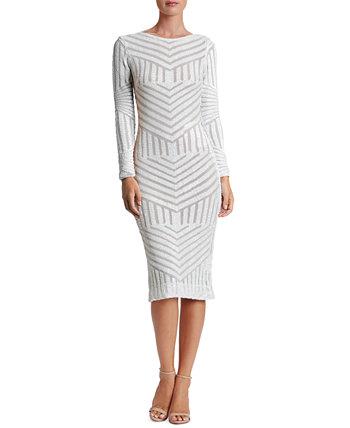 Облегающее платье Emery с блестками Dress the Population