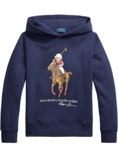Толстовка с капюшоном Polo Bear из флиса (Big Kids) Ralph Lauren