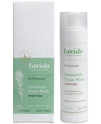 Intimate Yours Wash, 8.45 унций Lavido
