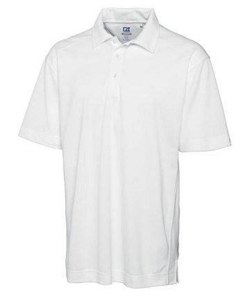 Мужская футболка-поло Drytec Genre для больших и высоких размеров Cutter & Buck