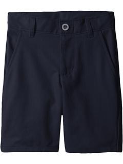 Узкие плоские шорты из твила (маленькие дети / большие дети) Nautica Kids