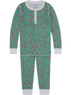 Пижамы Buddies (для младенцев / малышей / маленьких детей / старших детей) ROLLER RABBIT