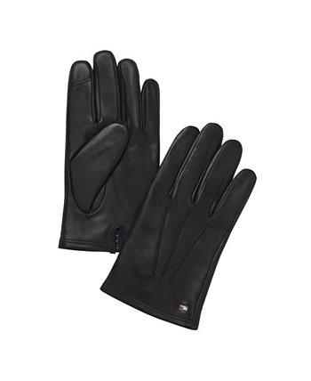 Мужские перчатки с сенсорным экраном Tommy Hilfiger
