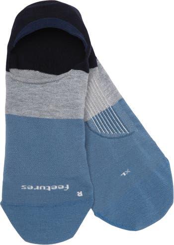 Colorblock Ultra-Light No-Show Socks Feetures