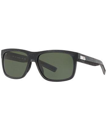 Мужские поляризованные солнцезащитные очки COSTA DEL MAR