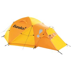 Палатка Eureka K-2 XT: 3 человека, 4 сезона Eureka