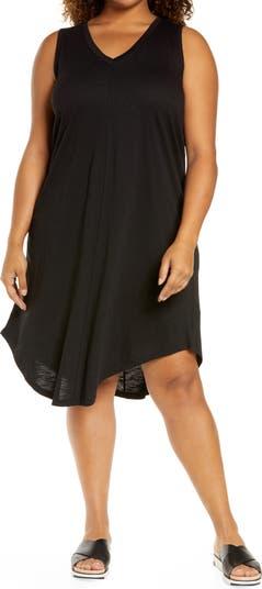 ? Shirttail Tank Dress Caslon