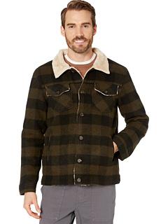 Куртка с воротником из шерсти Buffalo THE NORMAL BRAND