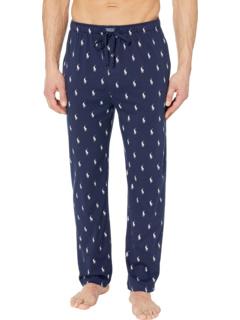Трикотажные пижамные штаны Ralph Lauren