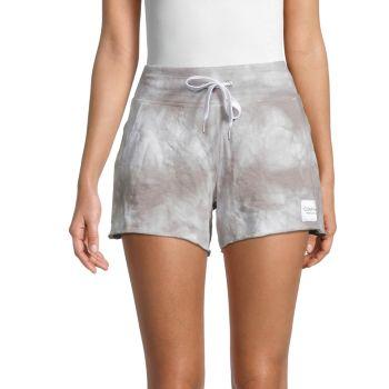 Tie-Dye Shorts Calvin Klein