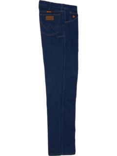 Огнестойкие джинсы свободного кроя большого и высокого кроя в ковбойском стиле Wrangler