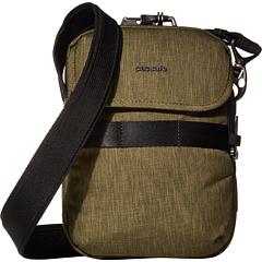 Компактная противоугонная сумка через плечо Metrosafe X Pacsafe