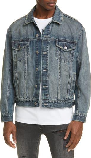 Джинсовая куртка Oh G Kulture Ksubi