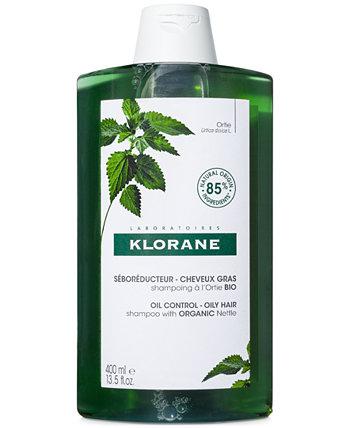 Шампунь для контроля масла с крапивой Klorane