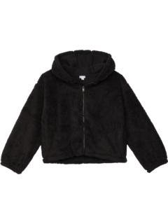 Faux Sherpa Hoodie Jacket (Big Kids) Splendid Littles