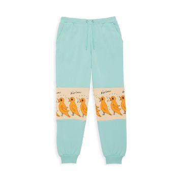 Маленькая девочка & amp; Спортивные штаны Girl's Nightingale Mini rodini