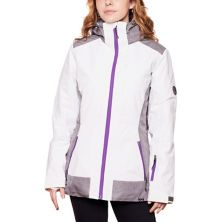 Women's Be Boundless Expedition Soft Touch Hooded Performance Ski Jacket Be Boundless