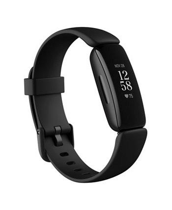 Умные часы Inspire 2 с черным ремешком, 19,5 мм Fitbit