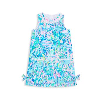 Little Girl's & Girl's Little Lilly Classic Shift Dress Lilly Pulitzer Kids