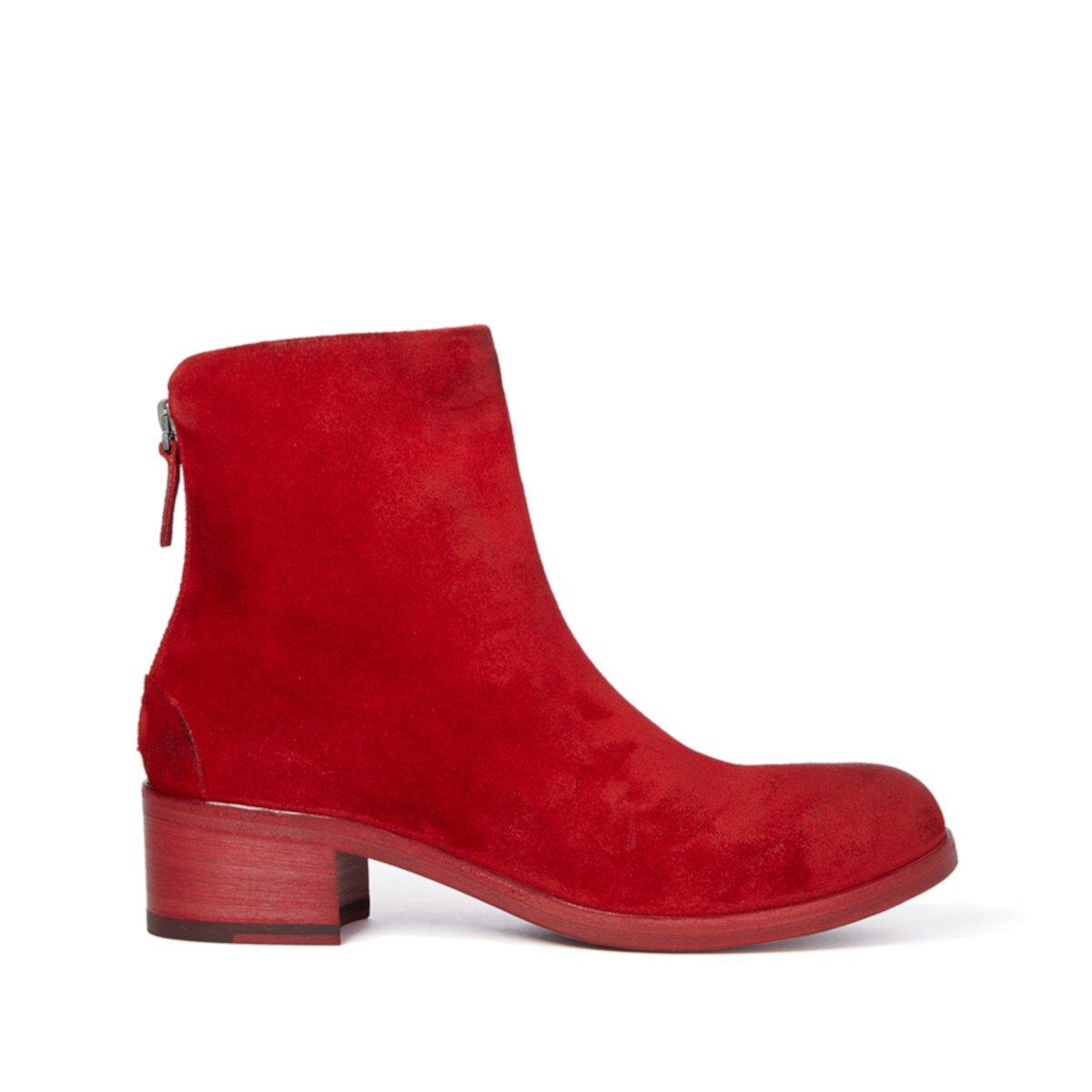 Ботинки Listo на молнии сзади Marsell