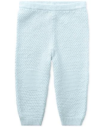 Хлопчатобумажные штаны Ralph Lauren Baby Boys Ralph Lauren