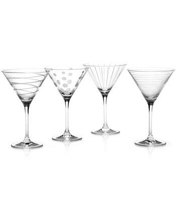 """Бокалы для мартини """"Clear Cheers"""", набор из 4 шт. MIKASA"""