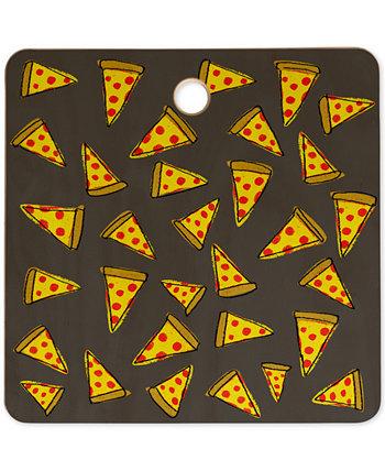 Разделочная доска для пиццы Leah Flores Deny Designs
