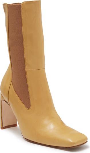 Кожаные ботинки челси Jeanne из тикового дерева Miista