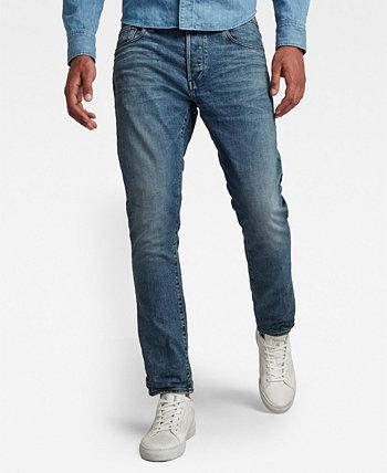 Мужские зауженные джинсы 3301 G-Star