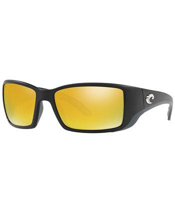 Поляризованные солнцезащитные очки, BLACKFIN 62 COSTA DEL MAR