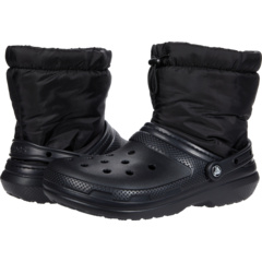 Классические ботинки Neo Puff на подкладке Crocs