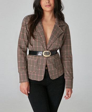 Женский вязаный пиджак Lola Jeans
