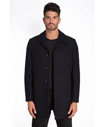 Шерстяное пальто Jared Lang