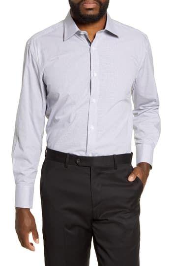 Классическая рубашка стандартного кроя в клетку с принтом English Laundry