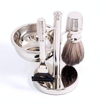 4-pc. Mach3 Shaving Kit Bey-Berk