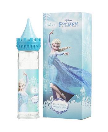 Спрей Frozen Elsa Castle EDT, 3,4 унции Disney
