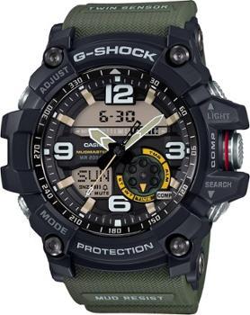 Часы G-Shock Mudmaster GG1000 Casio