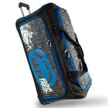 Большая 32-дюймовая дорожная сумка на колесиках Ecko Unltd Tagger на колесиках Ecko Unltd