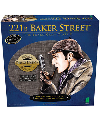 Бейкер-стрит, 221B - главная детективная игра - Deluxe Edition John N. Hansen Co.