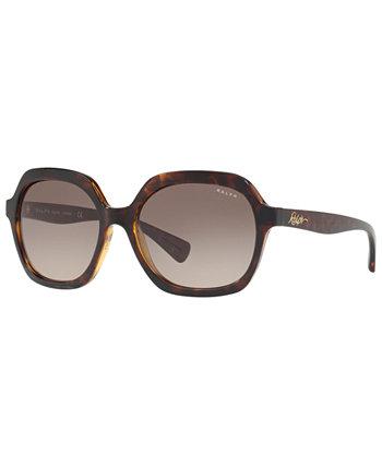 Ральф женские солнцезащитные очки Ralph Lauren