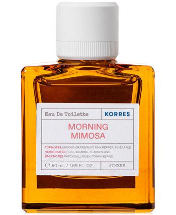 Туалетная вода Morning Mimosa, 1,69 унции. KORRES