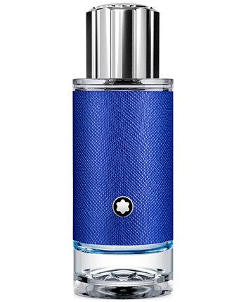 Montblanc Men's Explorer Ultra Blue Eau de Parfum Spray, 1 унция. MONT BLANC
