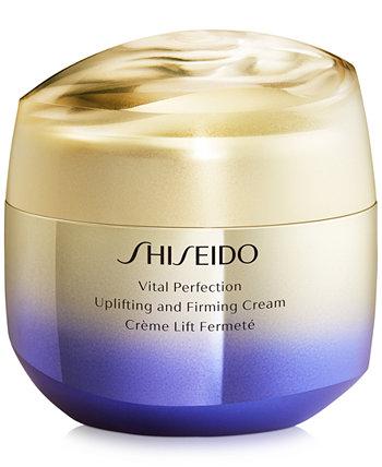 Подтягивающий и укрепляющий крем Vital Perfection, 2,6 унции. Shiseido