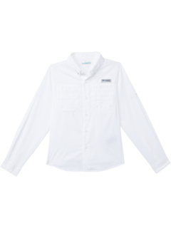 Рубашка с длинным рукавом Tamiami ™ (для детей младшего и школьного возраста) Columbia Kids